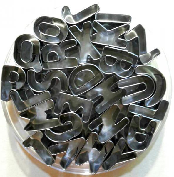 Фото Вырубки для пряников и печенья Вырубка кондитерская