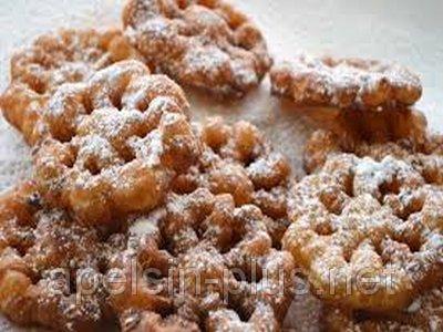 Фото Формы для выпечки орешков и вафель Набор форм для Хвороста из жидкого теста