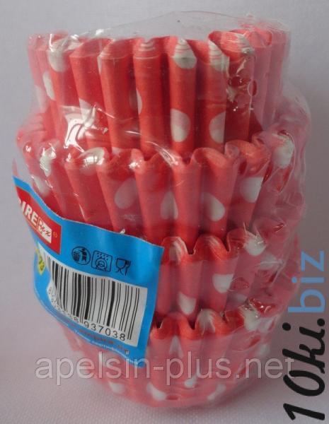 Капсулы бумажные для конфет 20 мм 30 мм 100 штук Формы для выпечки в ТЦ Атриум Харьков
