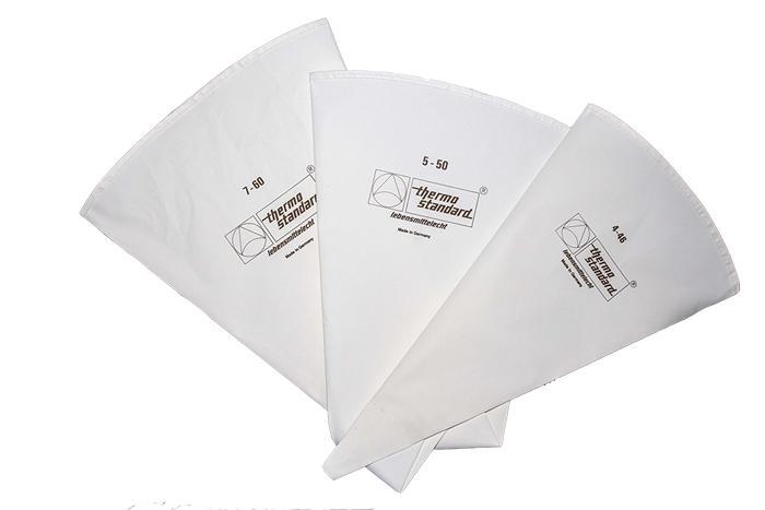 Фото Оптом, Кондитерские мешки Мешок кондитерский тканевый 5 - 50 см