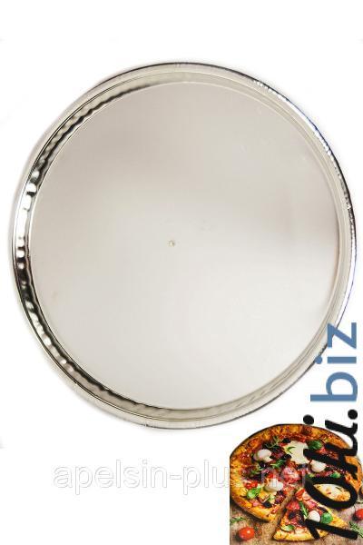 Форма для выпечки пиццы 30 см металлическая Формы для выпечки в ТЦ Атриум Харьков