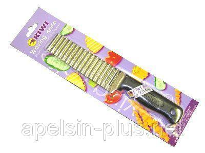 Фото Кухонные принадлежности Нож для фигурной нарезки сыра и овощей