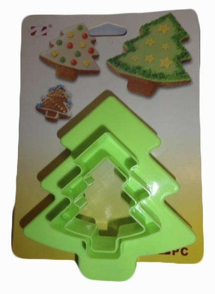 Фото Вырубки для пряников и печенья Вырубка пластиковая