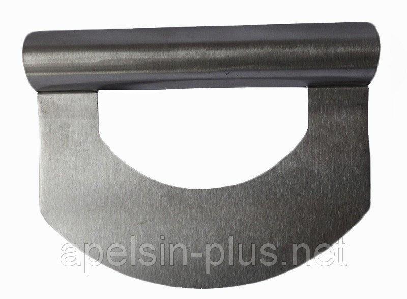 Делитель теста полукруглый 15 см 12 см нержавеющая сталь