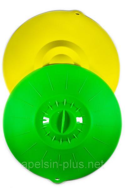Крышка силиконовая диаметр 30 см