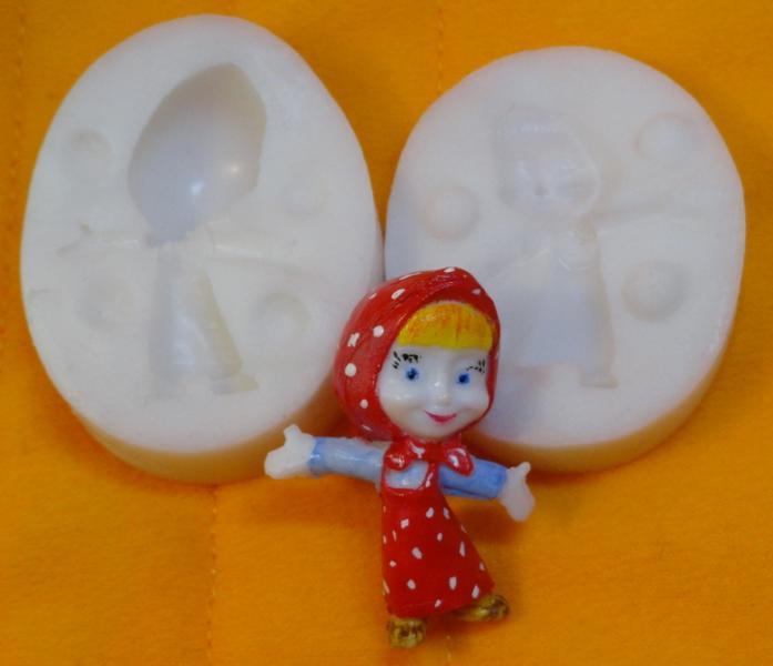 Фото Молды кондитерские пластиковые и силиконовые, Молды Героев мультфильмов Молд силиконовый