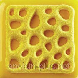 Фото Силиконовые формы для выпечки, Силиконовые формы для евродесертов Силиконовая форма для декора муссовых тортов Sponge 90 мл