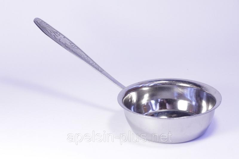 Фото Кухонные принадлежности Кокотница для жульена металлическая 100 мл