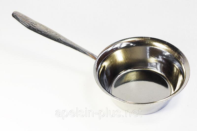Кокотница для жульена металлическая 125 мл