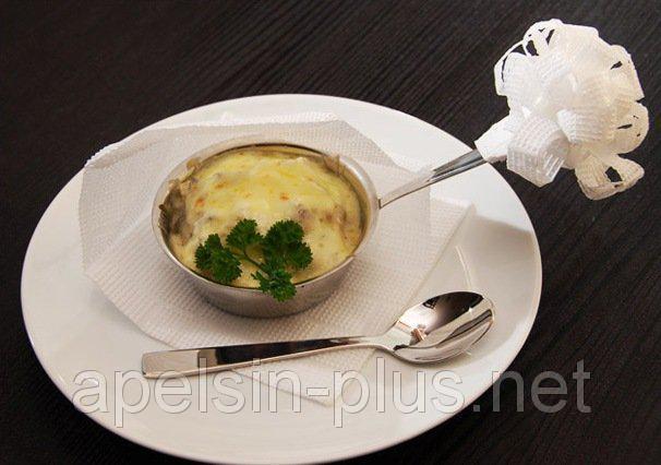Фото Кухонные принадлежности Кокотница для жульена металлическая 125 мл