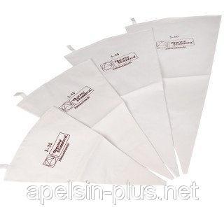 Фото Оптом, Кондитерские мешки Мешок кондитерский тканевый 6 - 60 см