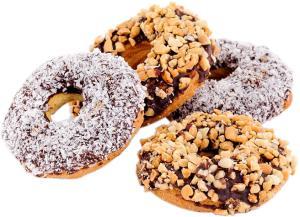 Фото Силиконовые формы для выпечки, Формы на планшете Силиконовая форма для Пончиков на 12 штук