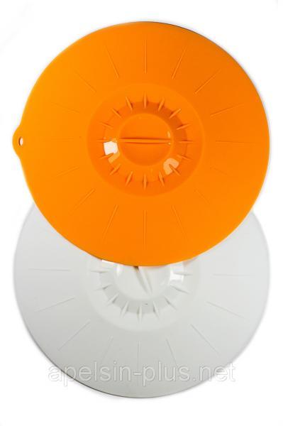 Фото Кондитерские инструменты и аксессуары, Силиконовые инструменты Крышка силиконовая диаметр 11,5 см