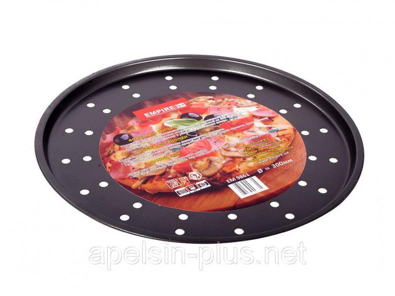 Форма для пиццы перфорированная 30 см