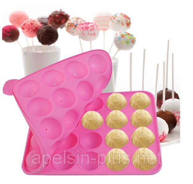 Фото Подложки,коробки,салфетки и бумажные формы для тортов,кексов и пряников Палочки для кейк попсов 15 см (упаковка 50 штук)