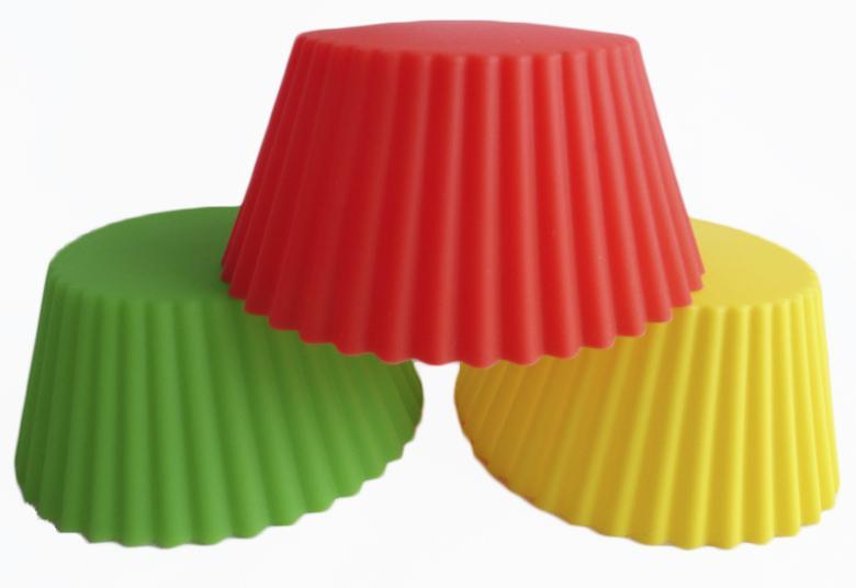 Фото Силиконовые формы для выпечки, Порционные формы Силиконовая форма порционная