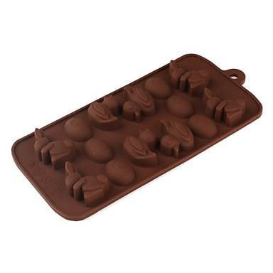 Фото Силиконовые формы для выпечки, Формы для шоколада и льда Силиконовая форма для конфет