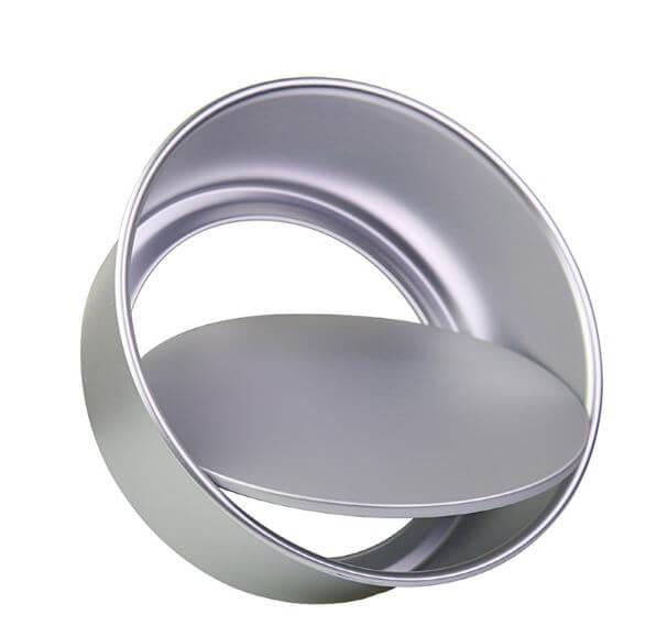 Фото Формы для тортов и выпечки металлические, Разъемные формы для выпечки Форма для выпечки со съемным дном 22 см 8 см