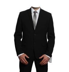 Молодежный костюм Гранит черный