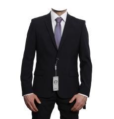 Молодежный костюм Гранит синий