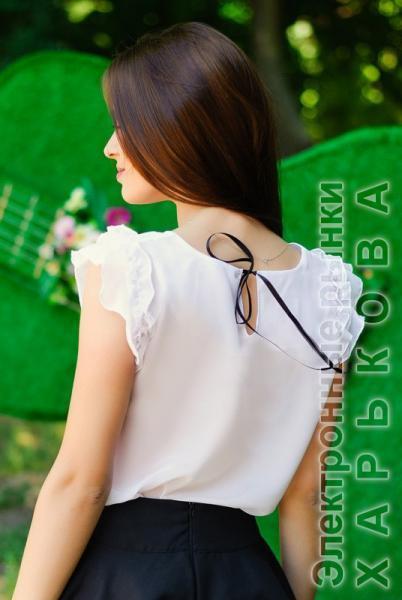 496304e1132 ... Белая блузка
