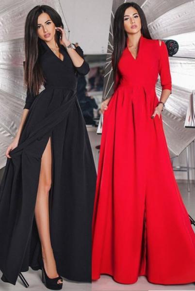 Вечерние платья в пол Гарсия