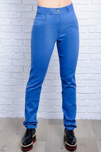 Голубые женские джинсы Мексика