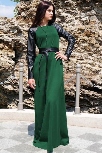 Фото Одежда больших размеров, Платья больших размеров Длинное платье