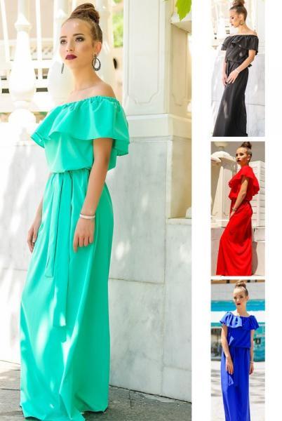 """Длинное платье """"Venera"""""""