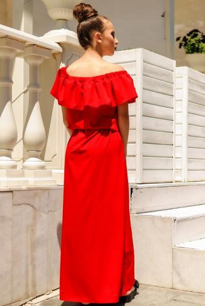 Фото Новинки Длинное платье