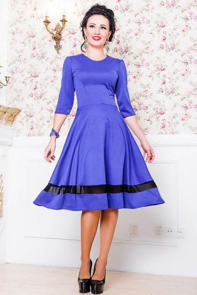 Женское платье Миу-Миу, электрик