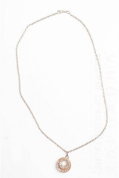 Колье  4003 - Колье, ожерелья, бусы, чокеры на рынке Барабашова