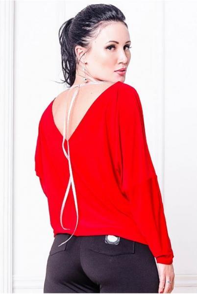 Красная кофта Джейн