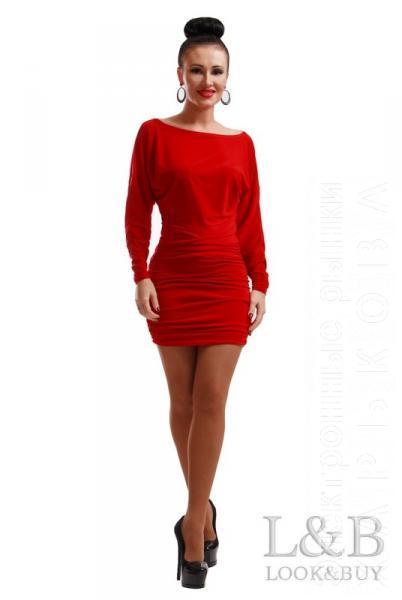 5137ade6939 Красное сексуальное платье