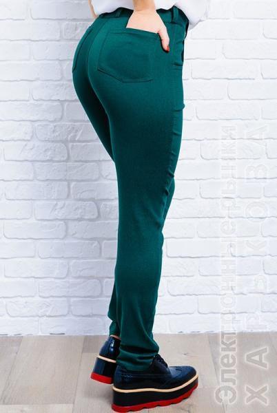 d6c14d2b28e Модные женские джинсы Мексика зеленого цвета - Джинсы женские на рынке  Барабашова ...