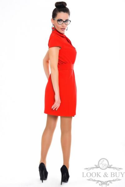 """Платье красное """"Fortune"""""""