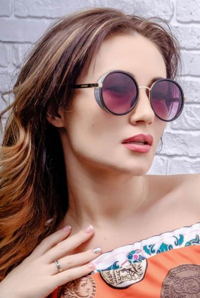 Солнцезащитные очки Jimmy-Choo 8009