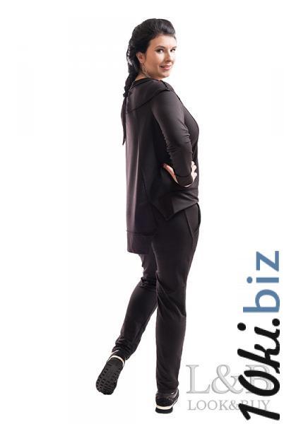 """Спортивный женский костюм """"Токио""""черный - Спортивные костюмы женские в магазине Одессы"""