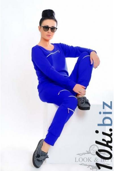 """Спортивный костюм """"Chloe"""" электрик - Спортивные костюмы женские в магазине Одессы"""