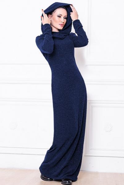Темно-синее платье Chelsea