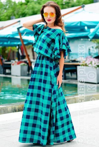 e258b6a6c6c Топ цвет! Женское платье Шерлиз зеленый - Платья в пол