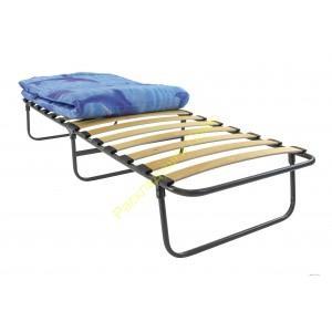 Фото Раскладушки Кровать раскладная на ламелях с матрасом БК-2Л