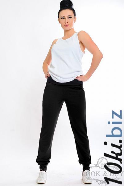 """Черные спортивные штаны """"Style"""" - Спортивные брюки женские в магазине Одессы"""