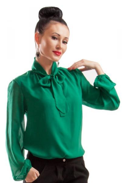 Фото Новинки Шифоновые женские блузки