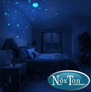 Фото Флуоресцентная краска и пигменты, светятся под воздействием УФ источника Флуоресцентная краска для интерьера