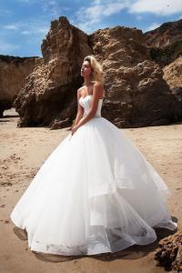 Фото Свадебные платья Гелия