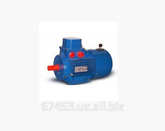 Электродвигатель Аир  90L2,4,6 Е  с электромагнитным тормозом