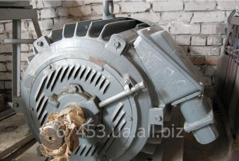 Двигатель общепромышленный АИР315 S6 110,0кВт/1000 об/мин