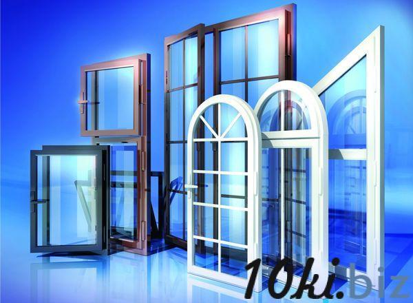 """Пластиковые окна """"Оптима"""" с триплексом Окна и двери в Алмате"""