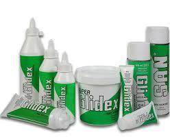 Glidex - концентрированная защитная силиконовая смазка в пластиковом 50 g тюбике с аппликатором для нанесения